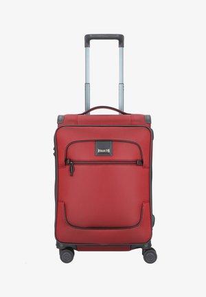 BAY - Wheeled suitcase - rubyred