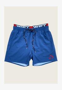 BWET Swimwear - Swimming shorts - navy - 0
