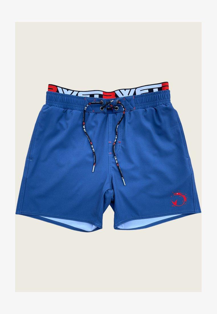 BWET Swimwear - Swimming shorts - navy