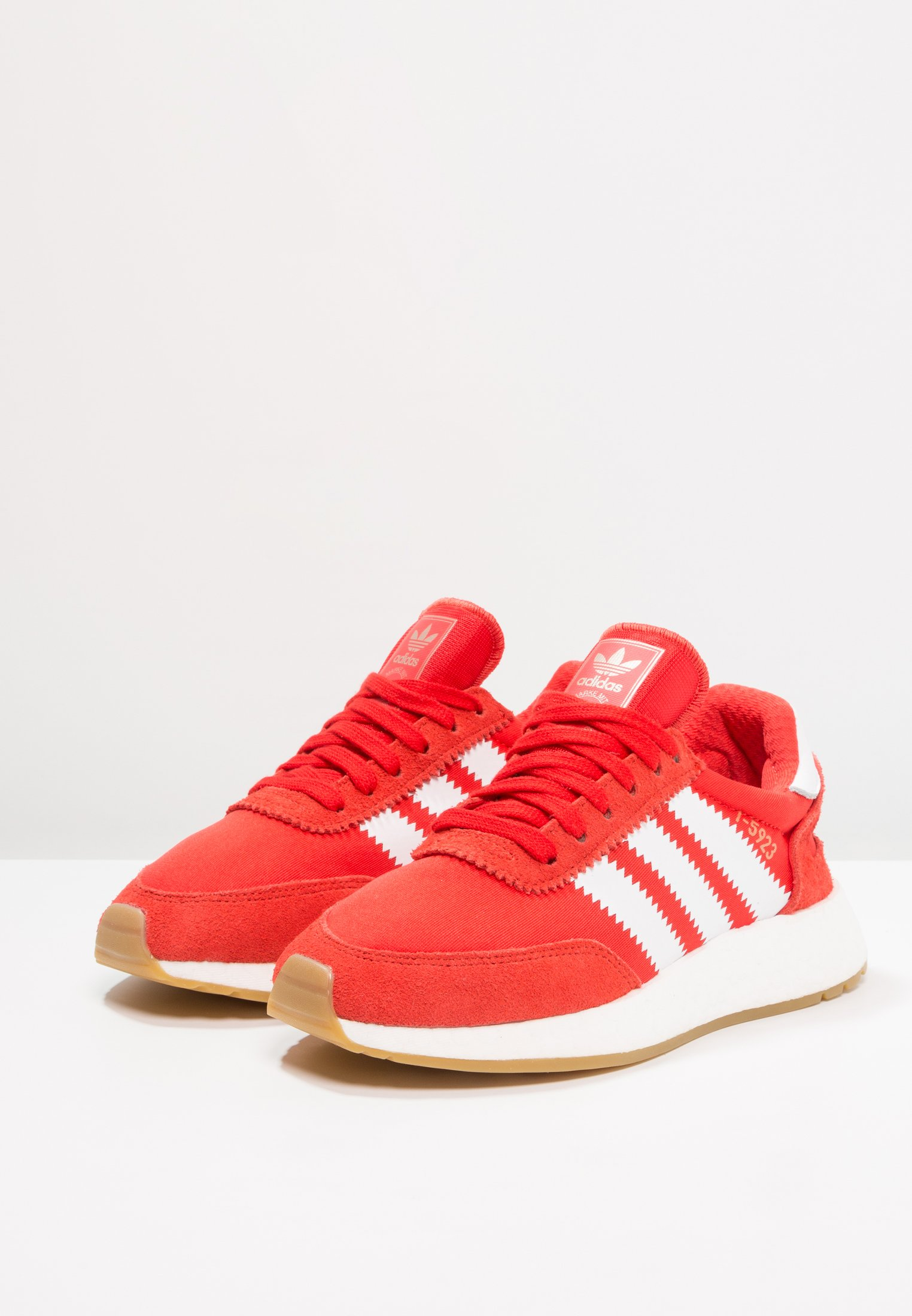 Geringster Preis adidas Originals I-5923 - Sneaker low - red/footwear white | Damenbekleidung 2020