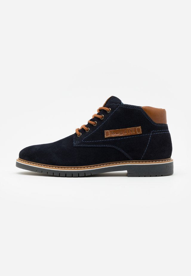 CAJ - Casual lace-ups - dark blue