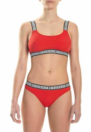 BIKINI SET - Bikini - high risk red