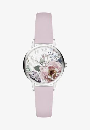 Watch - rosa-silber