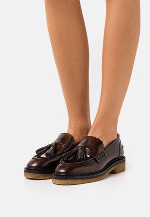 BELL - Slip-ons - tawny brown