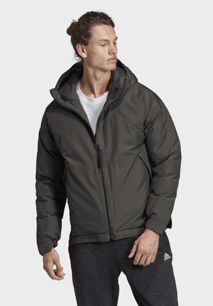 URBAN INSULATED RAIN JACKET - Outdoorjas - green