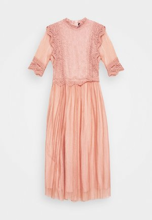 YASSOPHIA MIDI DRESS - Cocktail dress / Party dress - misty rose