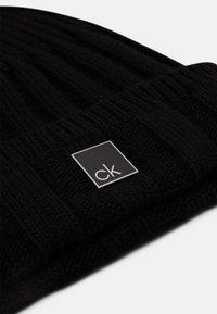Calvin Klein - BEANIE - Mössa - black - 2
