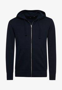Superdry - Zip-up sweatshirt - eclipse navy - 3