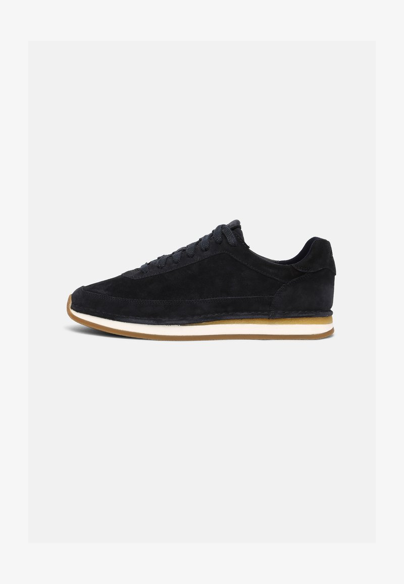 Clarks - CRAFTRUN LACE - Trainers - navy