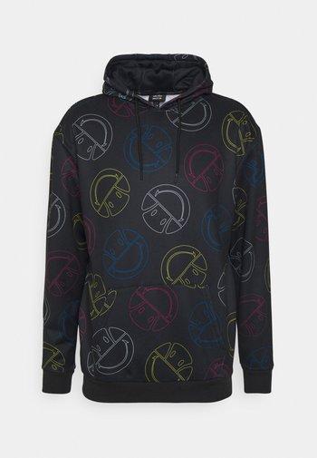 ECSTATIO OH HOODY - Sweatshirt - dark grey