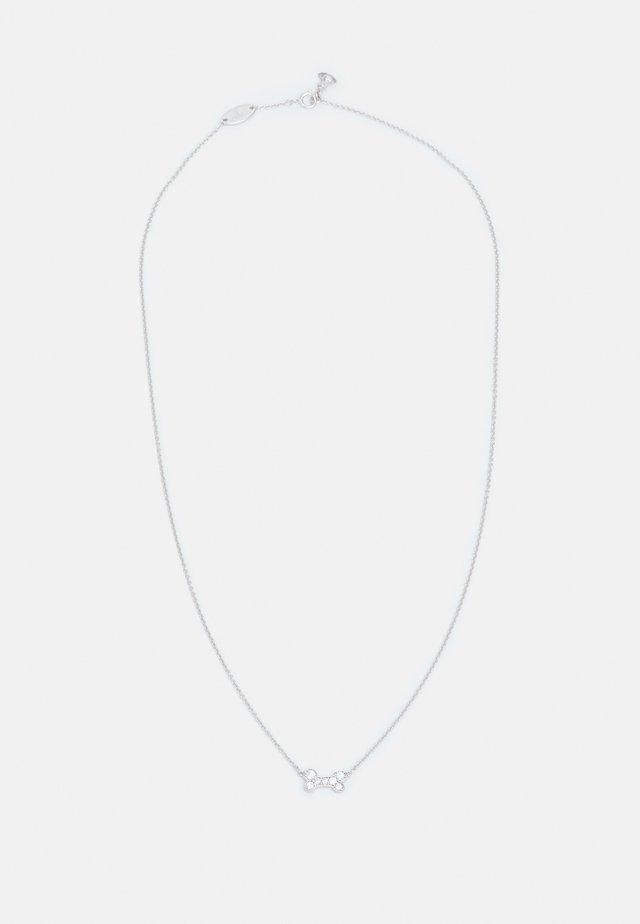 JACOBA NECKLACE UNISEX - Collar - silver-coloured