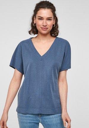 T-shirt basic - faded blue