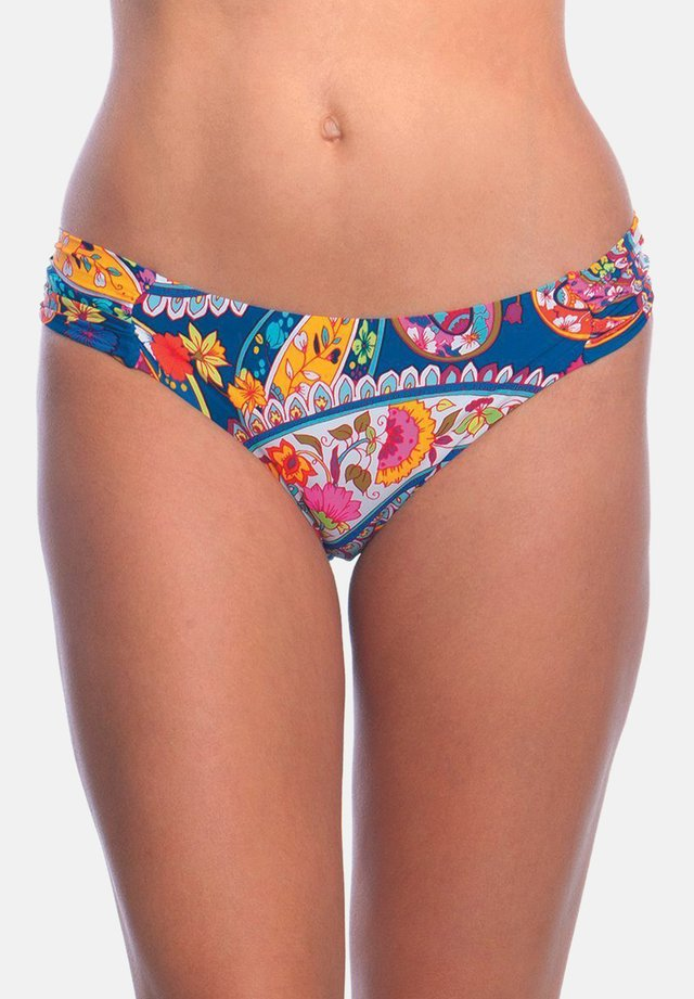 Bikini bottoms - dark teal