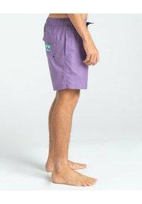 Billabong - ALL DAY - Swimming shorts - lilac - 3