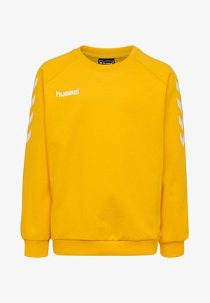 HMLGO  - Sweatshirt - yellow