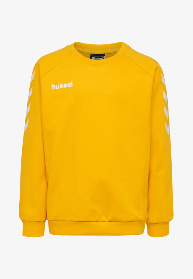 HMLGO  - Sweater - yellow