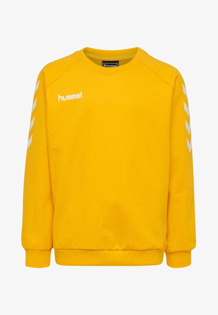 Hummel - HMLGO  - Sweatshirt - yellow