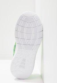 Kappa - GIZEH - Sportovní boty - lime/blue - 5