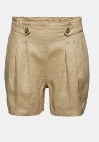 Esprit - Shorts - sand - 9