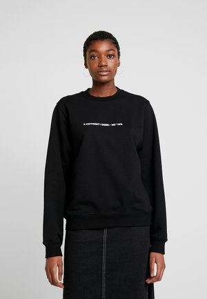 F-ANG-COPY - Sweatshirt - black