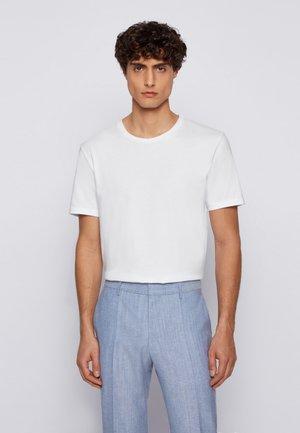 LECCO  - Basic T-shirt - white