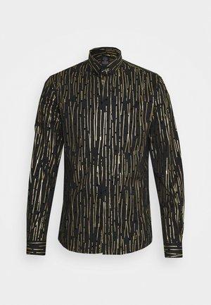 SAGRADA SHIRT - Camicia - black/gold