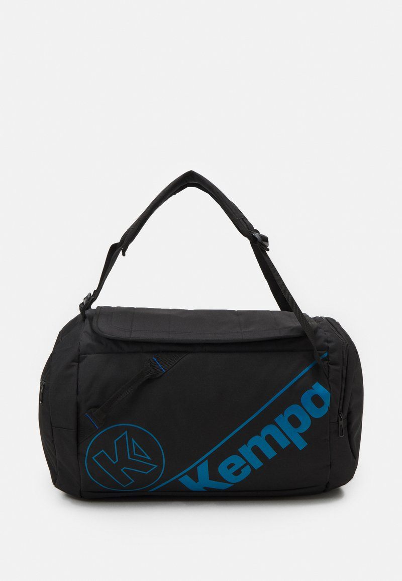 Kempa - LINE PRO BAG EDITION UNISEX - Urheilukassi - schwarz/kempablau
