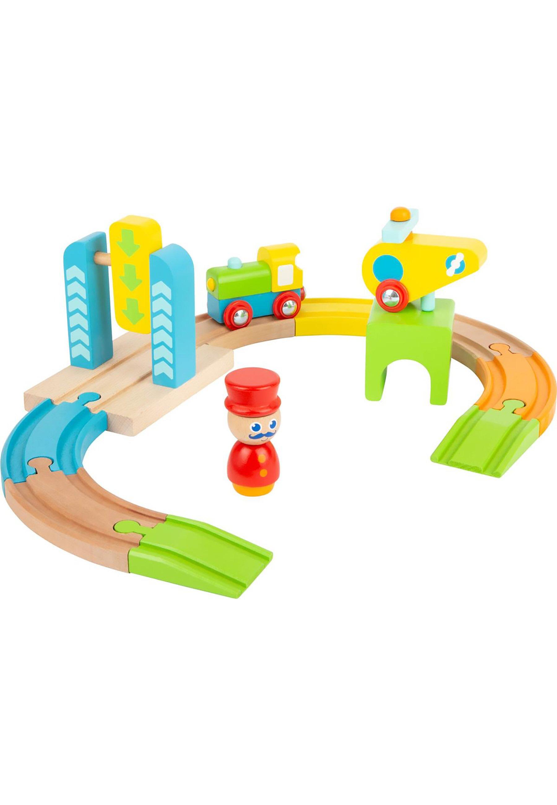 Kinder Spielzeugset Züge