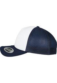 Flexfit - Cap - dark blue/ white - 2