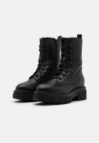 Tamaris - Platform ankle boots - black - 2