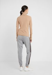 FTC Cashmere - ROLLNECK - Strickpullover - almond - 2