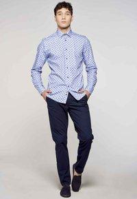 MDB IMPECCABLE - Shirt - blue - 1