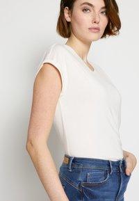 TOM TAILOR DENIM - JONA - Jeans Skinny Fit - used mid stone blue denim - 4