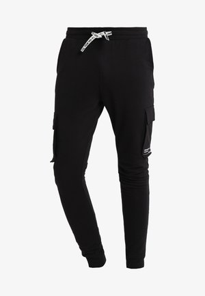 ONSWF KENDRICK - Tracksuit bottoms - black