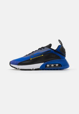 AIR MAX 2090 - Sneakers basse - hyper blue/black/white/tour yellow