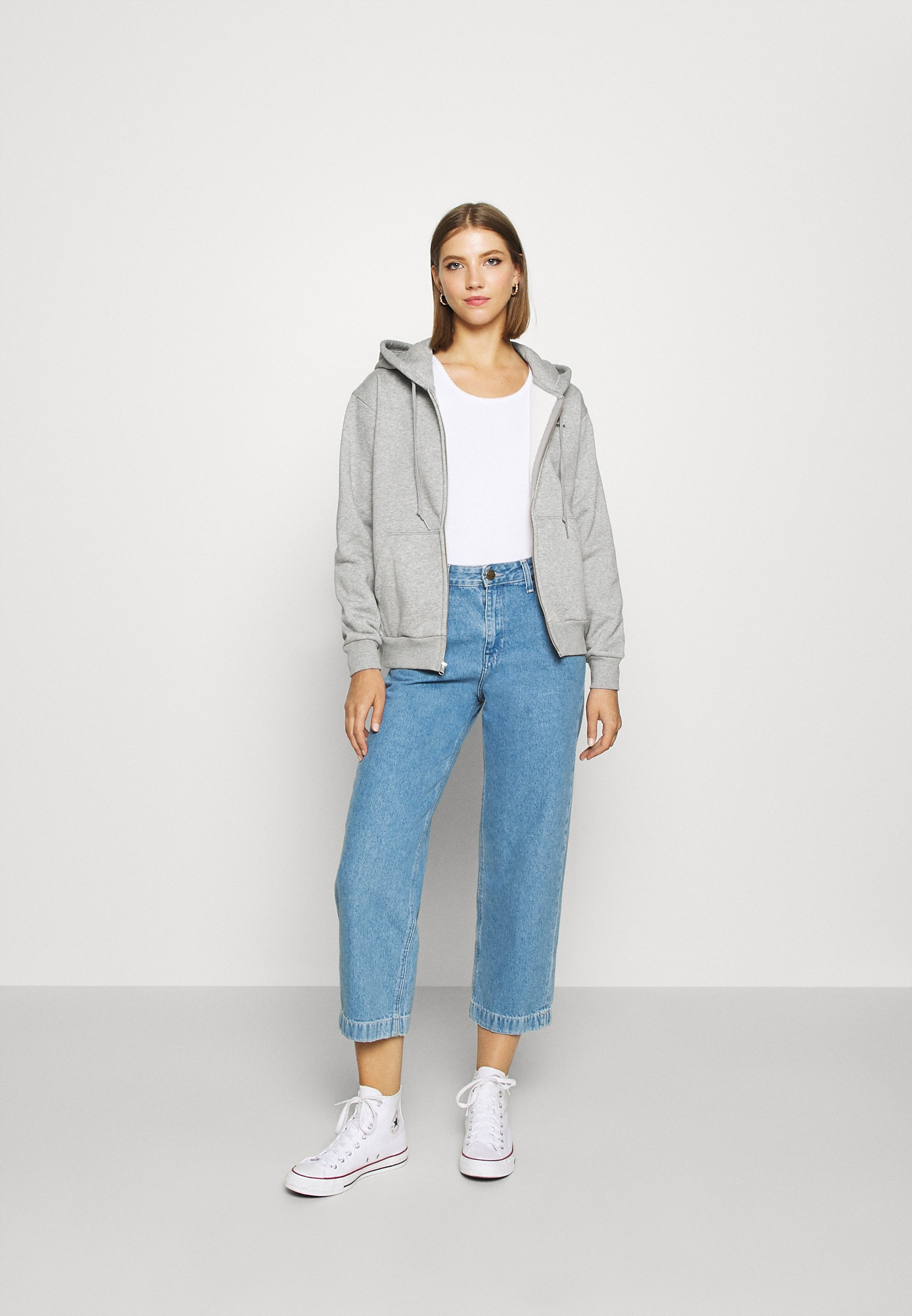 Women WOMENS FOUNDATION FULL ZIP HOODIE - Zip-up sweatshirt