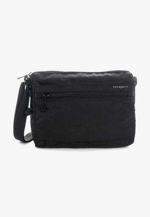 INNER CITY EYE U - Borsa a tracolla - black