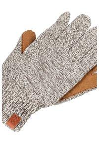 Bickley+Mitchell - Gloves - grey twist - 4