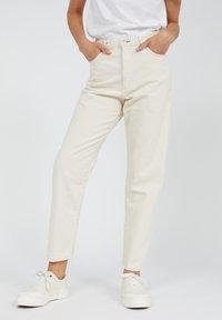 ARMEDANGELS - MAIRAA - JEANS SLIM FIT - Slim fit jeans - undyed - 0