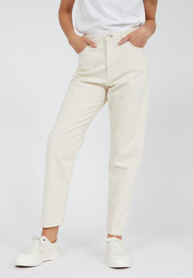 Slim fit jeans - undyed