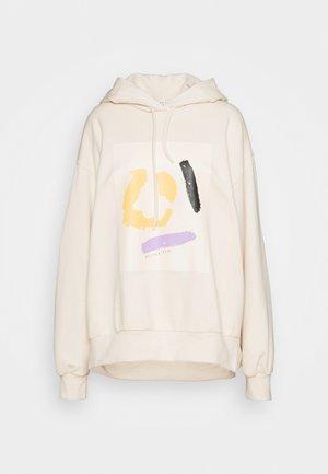 CASEY HOODIE - Sweatshirt - ivory