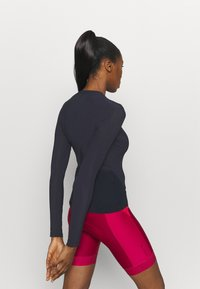POC - ESSENTIAL ROAD  - Long sleeved top - navy black - 2