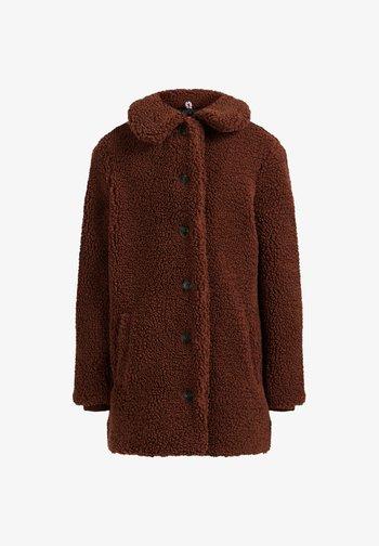 TEDDY  - Winter coat - dark brown