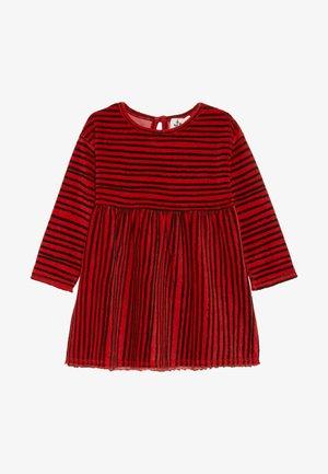 BABY DRESS - Korte jurk - red