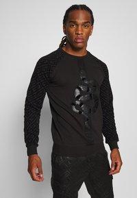 Glorious Gangsta - CAVIN - Sweatshirt - black - 0
