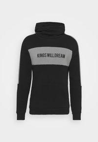 Kings Will Dream - CHAPMAN HOODIE - Sweatshirt - black/grey - 4