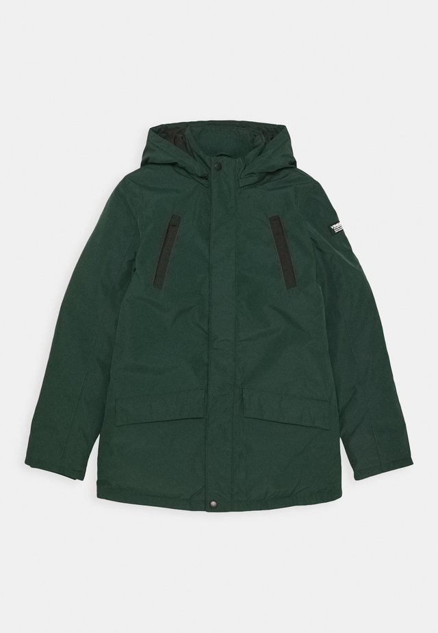 TJAN - Winter coat - amazon green