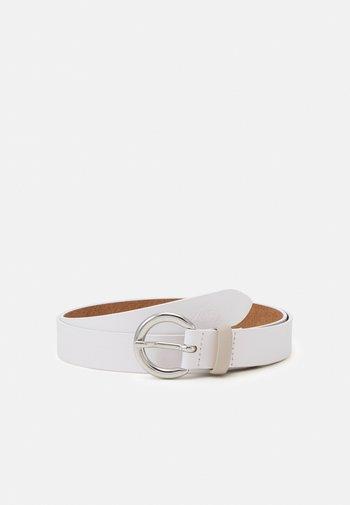 LARKSPUR  - Belt - regular white