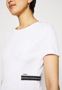 Liu Jo Jeans - ABITO - Jumper dress - bianco - 4