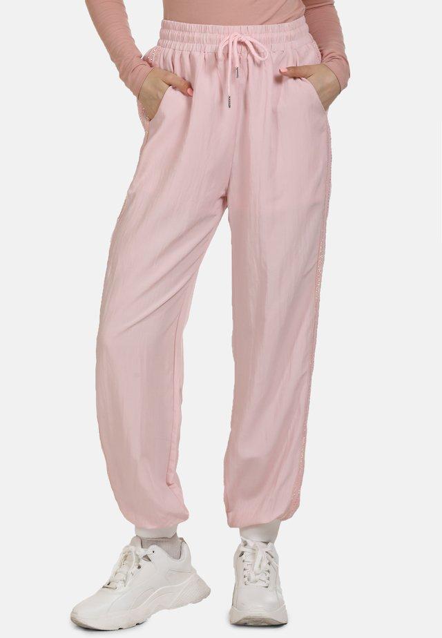 Spodnie treningowe - rosa